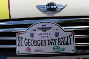 2016 St Georges Rally