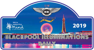 BLACKPOOL-ILLUMINATIONS-2019 Rally