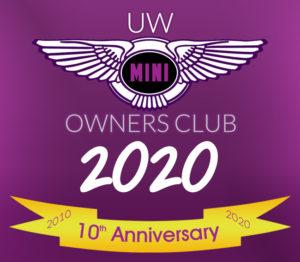 UW Mini Owners Club 2020 Calendar