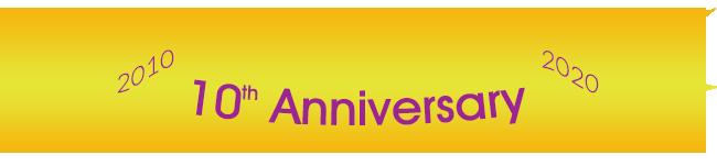 UW MINI 10th Anniversary Ribbon-650